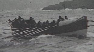 The vessel served in the waters around St Ives from 1899 to 1933 | James Stevens No 10 lifeboat
